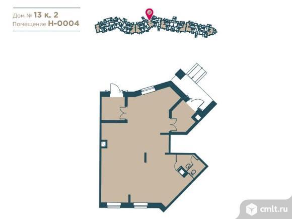 Продам помещение свободного назначения 86.2 кв. м