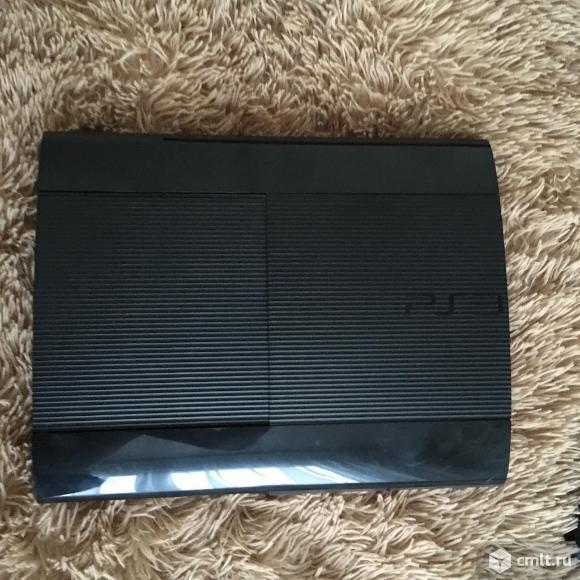 Легендарная Приставка Playstation 3 super slim 500 gb + игры