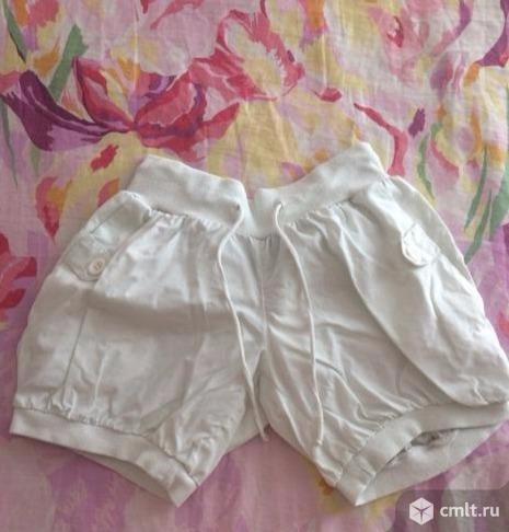Летние хлопковые шорты