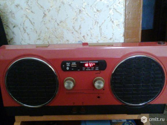 Аудиосистема. Фото 1.