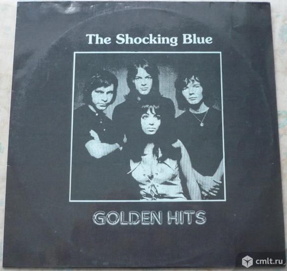 "Грампластинка (винил). Гигант [12"" LP]. The Shocking Blue. Golden Hits. 1991 или 1992. Россия.. Фото 1."