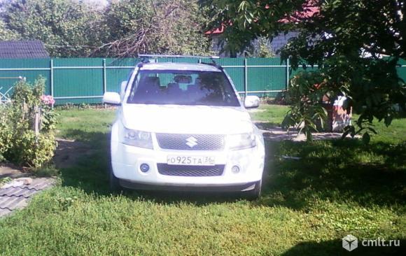 Автобагажник для SUZUKI GRAND VITARA. Фото 4.