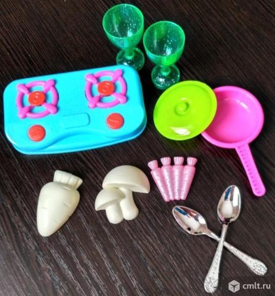 Игрушечная детская посуда