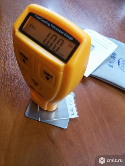 Толщиномер ЛКП GM-200А. Фото 5.