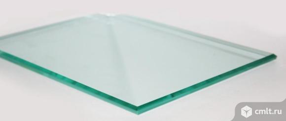 Зеркало  и стекло О61 без полки квадратное 60х60 см