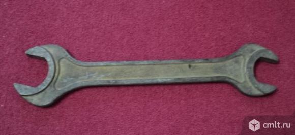 Ключ гаечный рожковый