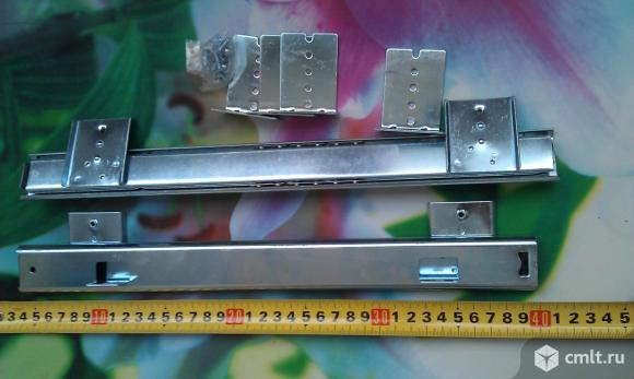 Шариковые направляющие для клавиатуры L 350. Фото 1.