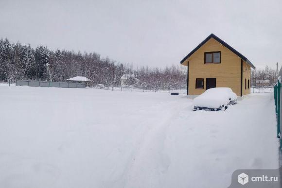 Дом 80 кв.м. в п.Заокский