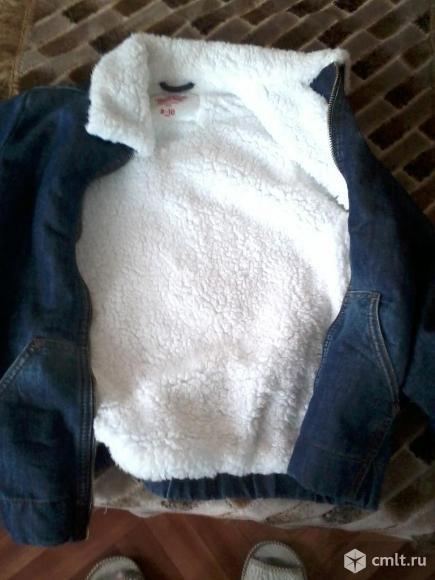 Куртка на меху. Фото 2.