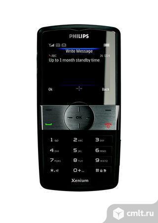 Телефон Philips CT-9A9W. Фото 1.