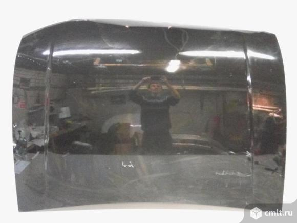 Капот UAZ PATRIOT 14- б/у 31638402013 3*. Фото 1.