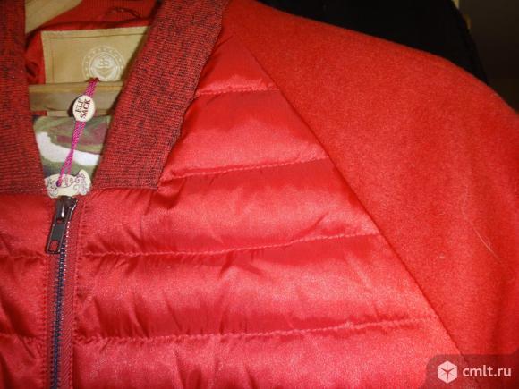 Продам женское пальто д/с. Размер L.