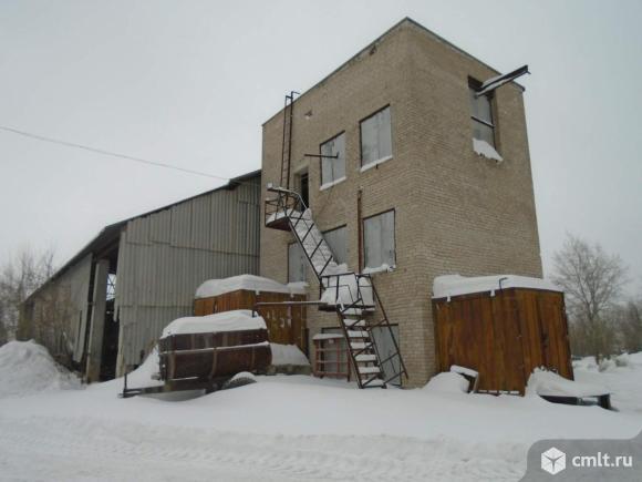 Продам склад со зданием Щитовой 901.2 м2