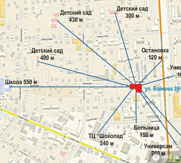 Офис 275.5 м2 Кострома