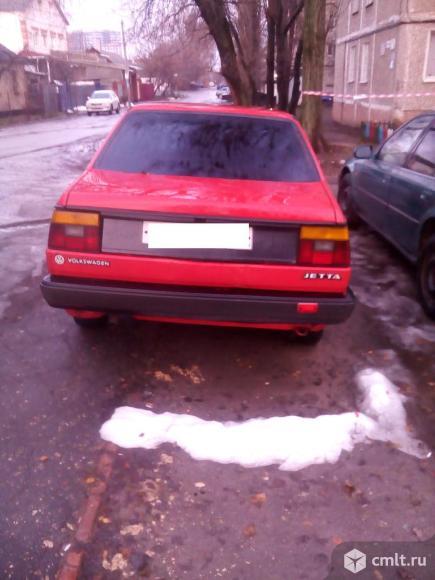 Volkswagen Jetta - 1986 г. в. на запчасти