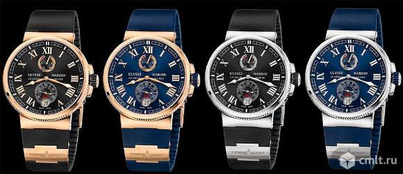 Часы Ulysse Nardin новые бесплатная доставка. Фото 1.