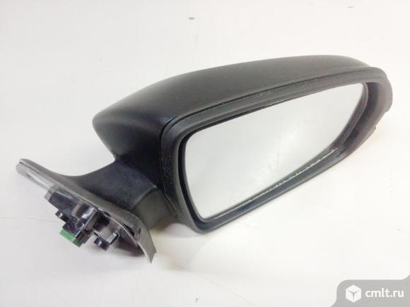 Зеркало правое электро с обогревом 6 конт. LADA VESTA 15- б/у 8450008042  3*. Фото 1.