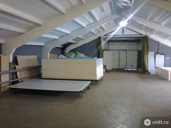 Продам склад 920 м2 Новомосковск, пос. Маклец