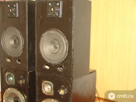 Акустическая система Panasonic. Фото 1.