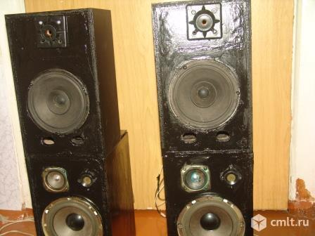 Акустическая система Panasonic. Фото 2.