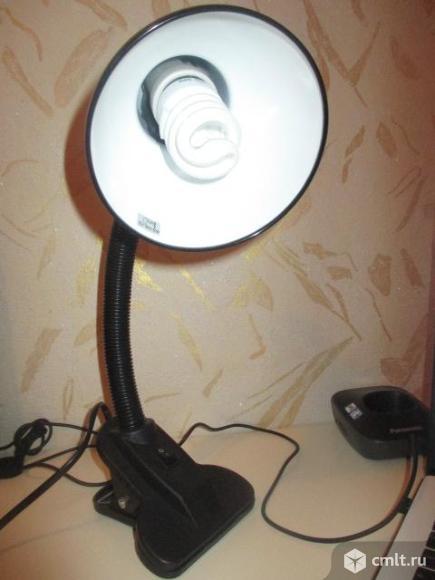 Светильник и настольная лампа
