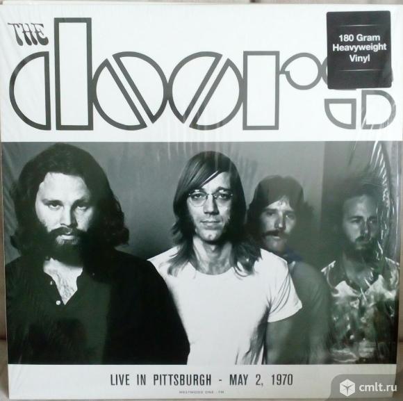 """Грампластинки группы """"the doors"""" LP. Фото 1."""
