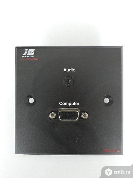 Розетка VGA разъем (с аудио). Фото 1.