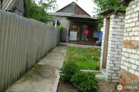 Часть дома 48 кв.м. Фото 1.