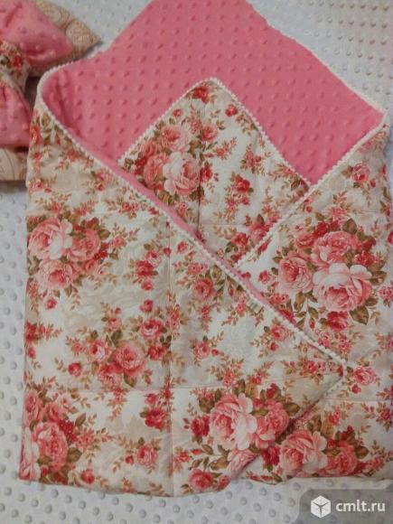 Детский конверт - одеяло