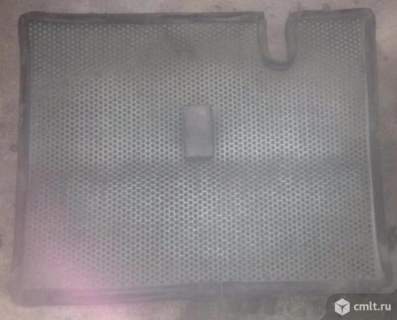 Защита радиатора для шкоды октавии 2. Фото 1.
