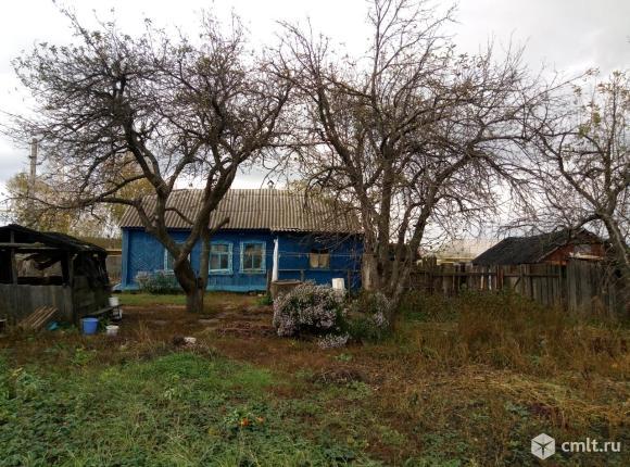 Новая Усмань, Садовая ул. 17.5 сотки, дом, 63 кв.м, газ. Фото 1.