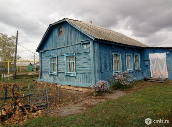 Новая Усмань, Садовая ул. Дом, 63 кв.м, газ, вода. Фото 3.