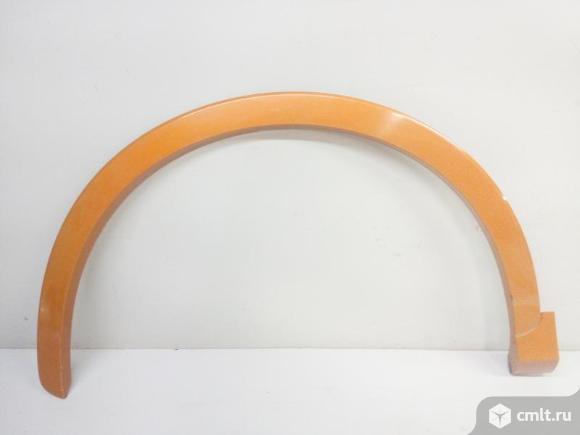 Расширитель колесной арки передний левый AUDI Q3 12-15 б/у 8U0853717AGRU 3*. Фото 1.