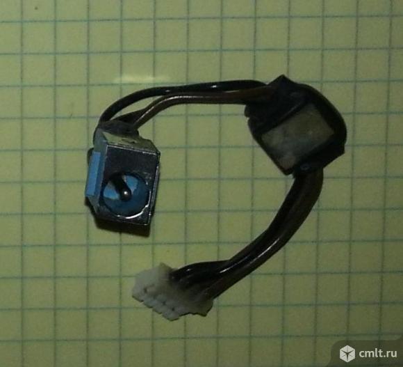 Разъем кабель питания ноутбука Acer. Фото 1.