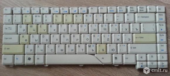 Клавиатура ноутбука Acer. Фото 1.