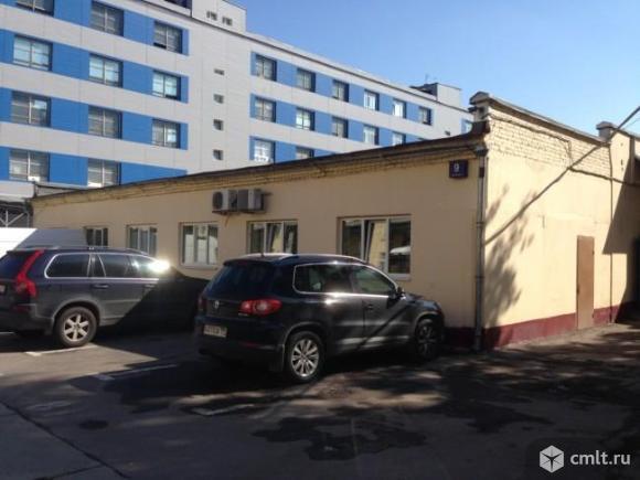 Здание офисно-складское здание 100 кв.м