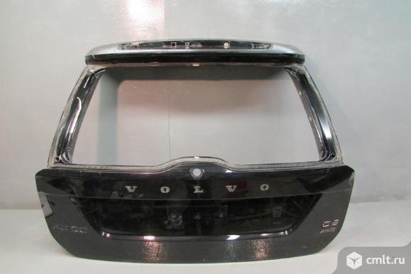 Крышка багажника VOLVO XC60 13- б/у 39811096 4*. Фото 1.