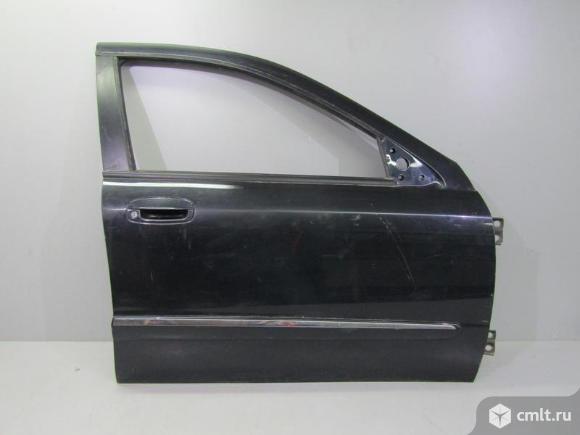 Дверь передняя правая со стеклом. BRILLIANCE M2 06- б/у BJ3018385Y BJ3018385Y01 4.5*. Фото 1.