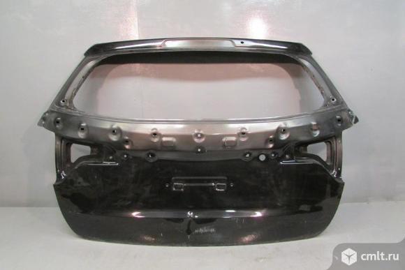 Крышка багажника KIA SORENTO 12- б/у 737002P550 3*. Фото 1.