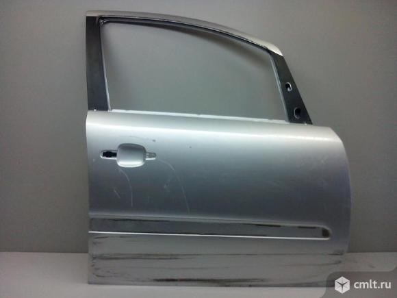 Дверь передняя правая OPEL ZAFIRA 04-12 б/у 13203014 0124242 3*. Фото 1.