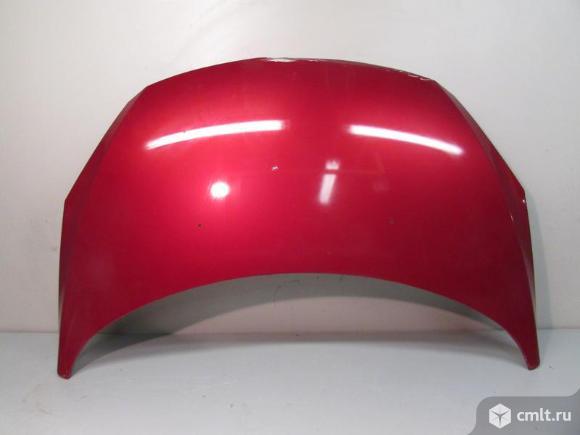 Капот PEUGEOT 307 05-07 б/у 7901L9 3*. Фото 1.