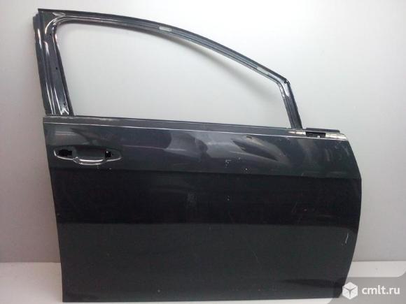 Дверь передняя правая VW GOLF VII 12- б/у 5G4831056AM 5G4831056AL 3*. Фото 1.