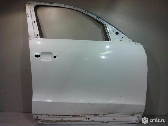 Дверь передняя правая AUDI Q5 08- б/у 8R0831052E 3*. Фото 1.