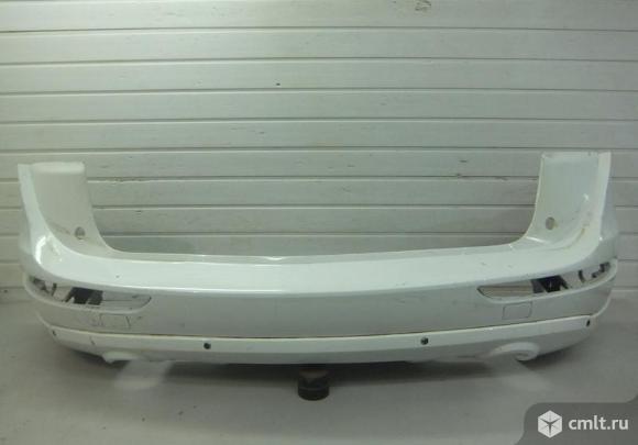 Бампер задний под парктр. AUDI Q5 08-12 б/у 8R0807303GRU 3*. Фото 1.