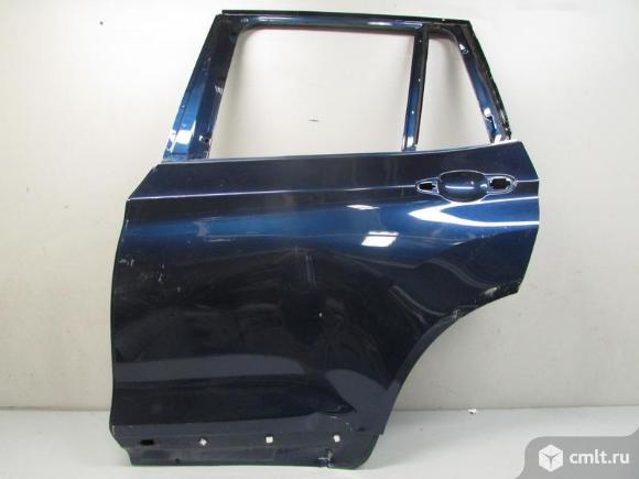 Дверь задняя левая BMW X3 F25 11-16 б/у 41527238695 3*. Фото 1.