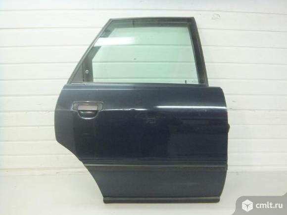 Дверь задняя правая  со стеклом и стеклоподъЁмником AUDI 80/90 B4 седан 91-94 б/у 8A0833052B 8A08330. Фото 1.
