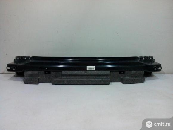 Усилитель бампера заднего с абсорбером VW TOUAREG 11-15 б/у 7P0807309A 7P6807256F  5*. Фото 1.