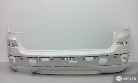 Бампер задний BMW X3 F25 10- 51127278474 51127278478 б/у 3.5*. Фото 1.