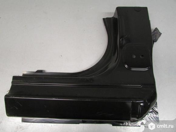 Стойка кузова передняя правая MAZDA 3 BM 13- новая B4YA70221 5*. Фото 1.
