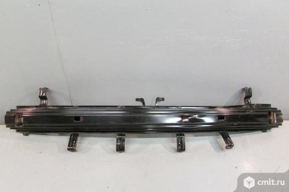 Усилитель заднего бампера  HYUNDAI SANTA FE 06-12 б/у 866302B710 4*. Фото 1.
